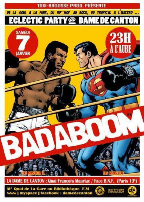 BADABOOM [Eclectic Party] #4