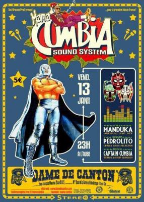 MAMA CUMBIA SOUND SYSTEM #5