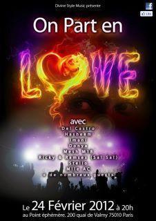 On Part En Love !