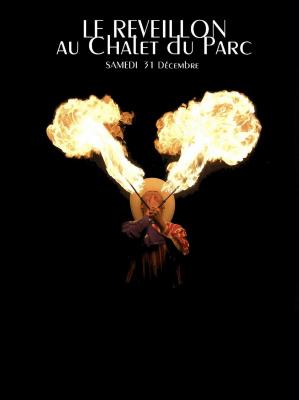 LE RÉVEILLON au Chalet Secret des Buttes Chaumont