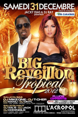 BIG Reveillon Tropical 2012