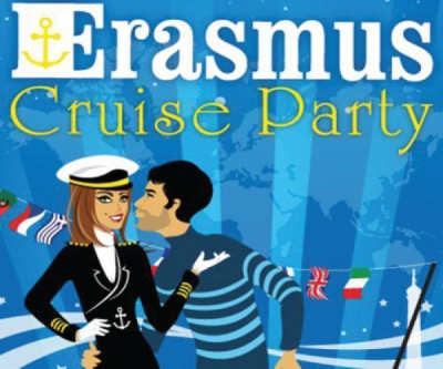 Erasmus International Cruise & Boat Party in Paris
