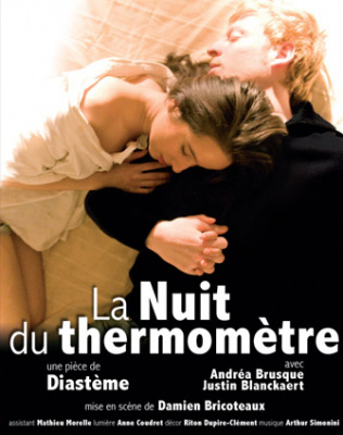 Nuit, Thermomètre, Diastème, Petit Hebertot