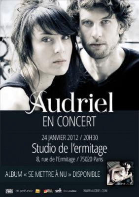AUDRIEL en concert exclusif