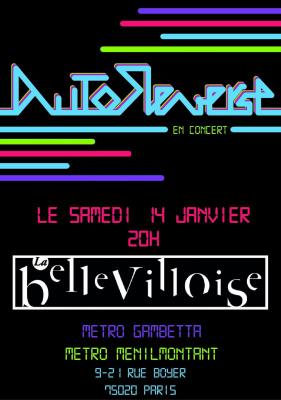 AutoReverse en Concert