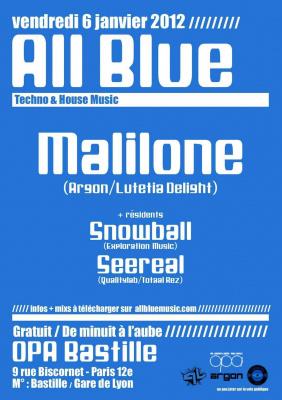 All Blue [techno & house music]