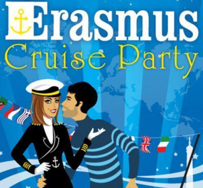 Erasmus International Cruise & Boat Party in Paris - WINTER SPECIAL
