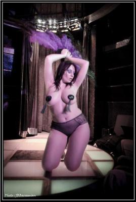 Burlesque Babylone Réveillon 2011