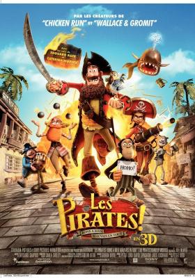 Les pirates ! Bons a rien mauvais en tout
