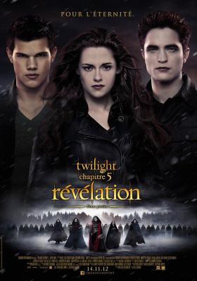 Twilight chapitre 5 - Révélation deuxième partie