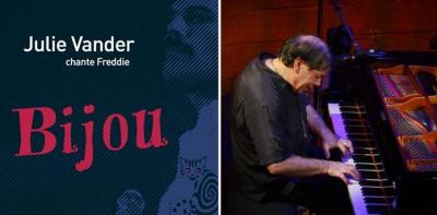 """CHRISTIAN VANDER PIANO SOLO + JULIE VANDER """"BIJOU"""""""