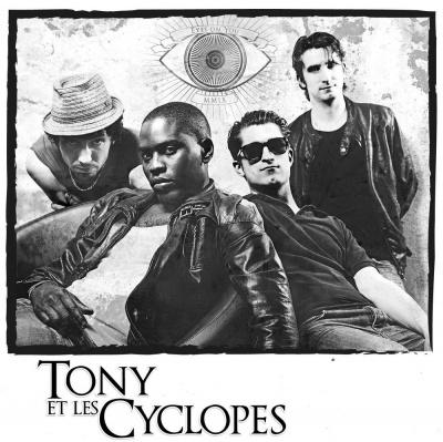 Concert de Tony et les Cyclopes à La Bellevilloise