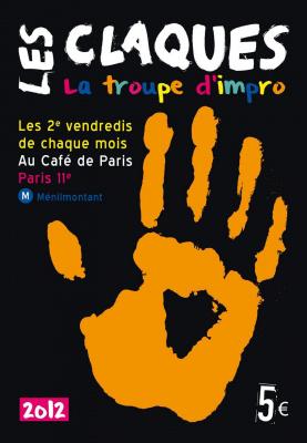Match d'improvisation Les Claques - LIMAS (Le Mans)