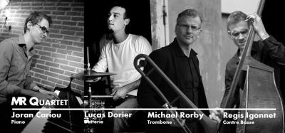 MICHAEL RORBY QUARTET en concert au 38Riv'