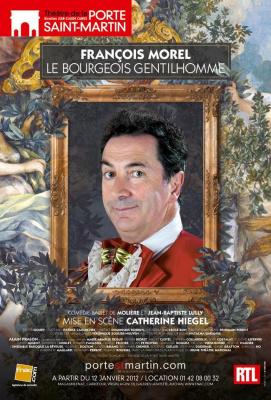 Le Bourgeois Gentilhomme avec François Morel