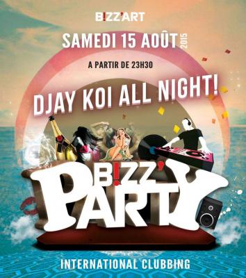 BIZZZ PARTY feat DJAY KOI