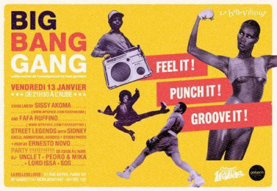 BIG BANG GANG PARTY 2012 : Boxing Night !
