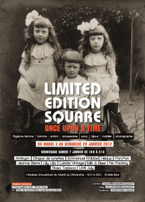 Limited Edition Square. Once Upon A Time