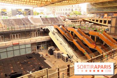 La canop e des halles ouverture le 5 avril 2016 for Piscine des halles