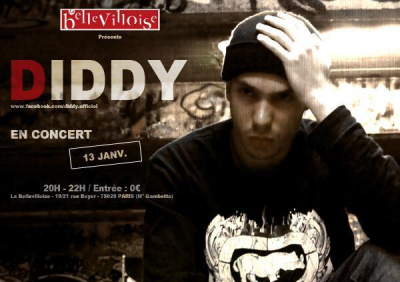 Concert Diddy