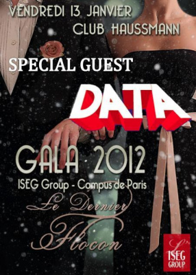GALA with DatA - Le Dernier Flocon