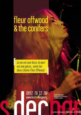 Fleur Offwood and The Conifers