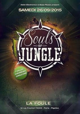 SOULS of JUNGLE #01