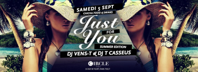 Just 4 You - The Last Summer Edition