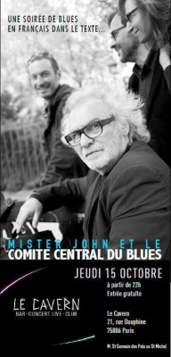 Mister John et le Comité Central du Blues