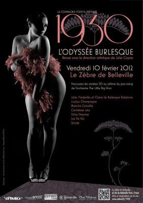 1930 l'odyssée burlesque