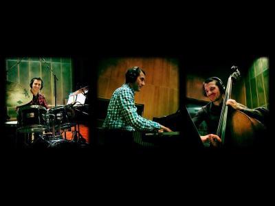 "Frédéric Charlent Trio Sortie de l'album ""Inattendu"""