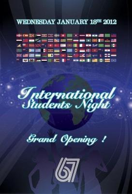 INTERNATIONAL STUDENT PARIS