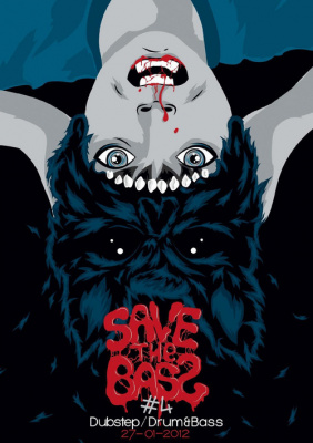 Save The Bass  #4