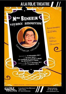 Madame Benkrim Voyance Amoureuse