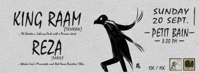 King Raam + REZA