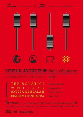 WORLD JACUZZI Alternative Sunshine