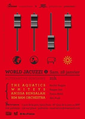WORLD JACUZZI Alternative Sunshine