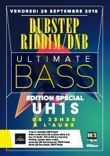 ULTIMATE BASS spéciale édition UH1S
