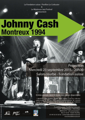 Johnny Cash - Live at Montreux 1994