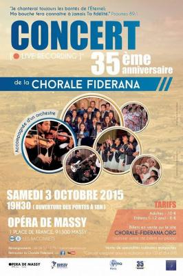 Une Chorale Malgache à l'Opéra