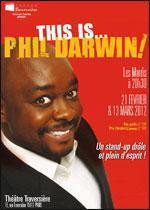 One Man Show - Phil Darwin