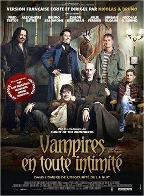 Vampire en toute intimité