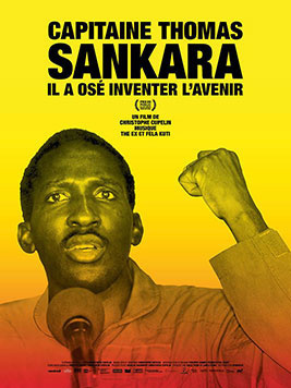 Capitaine Thomas Sankara : Interview de Christophe Cupelin