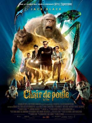 Chair de Poule - Le film : bande-annonce