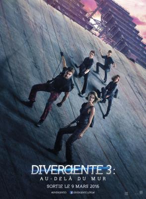 Divergente 3 - au-delà du mur : bande-annonce