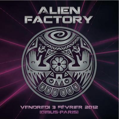 Alien Factory - Gaia Concept