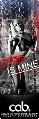 PARIS IS MINE