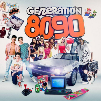 GENERATION 80-90 : La boum 80s 90s