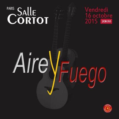 Récital Aire Y Fuego (Duos Guitare/Voix)