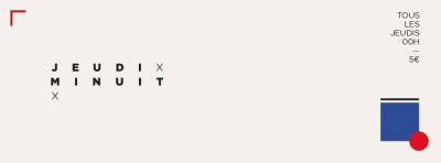 YGRK KLUB RELEASE PARTY TAPE#4 - JEUDI MINUIT
